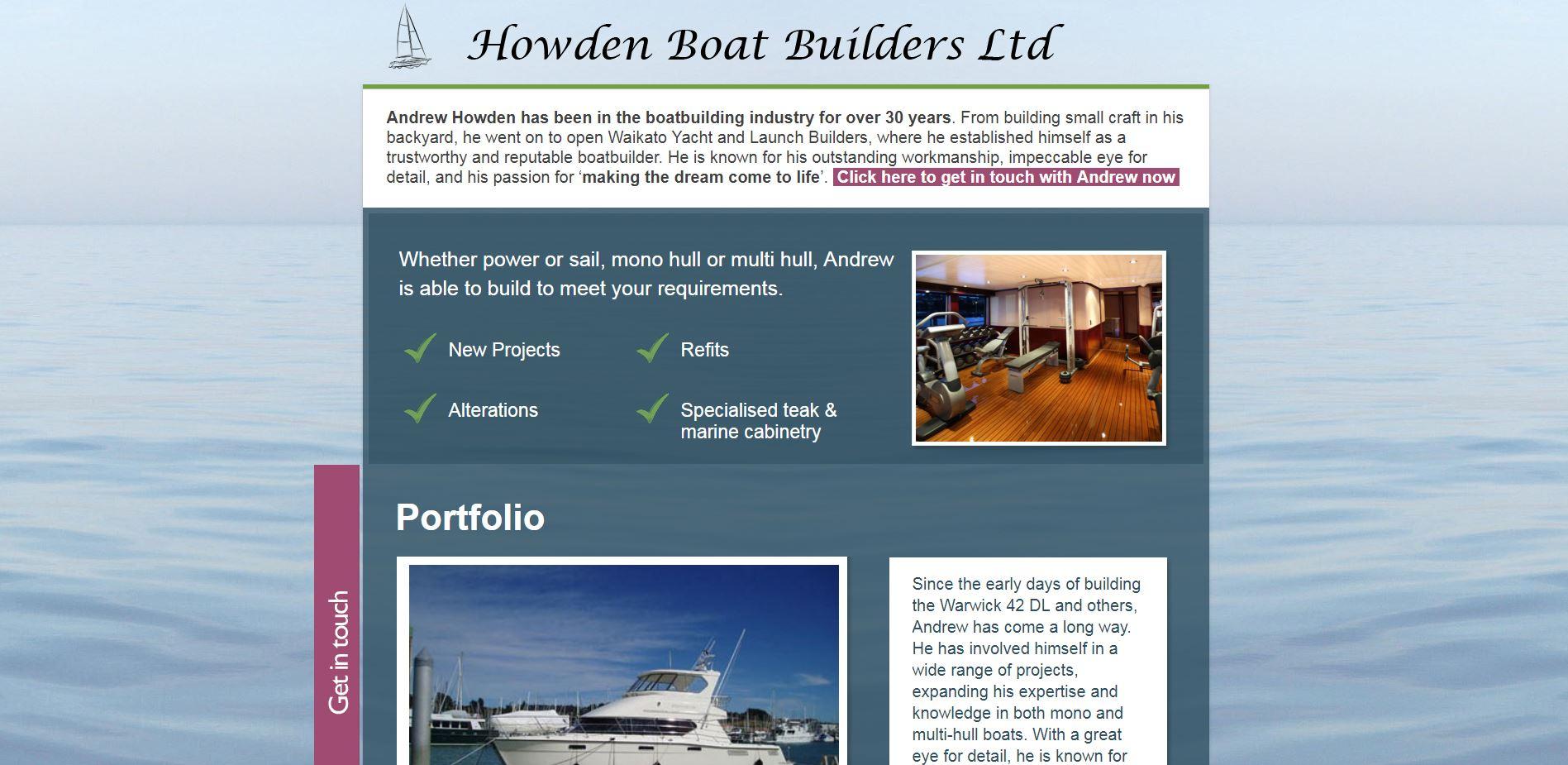 Howden Boat Builders Ltd